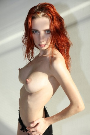 Skinny Girl Tits Porn Pictures
