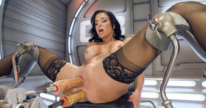 Tits Fucking Machine Porn Pictures